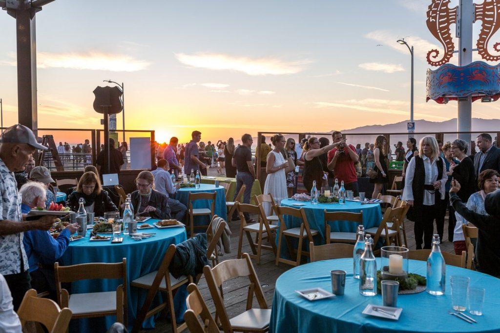 Santa Monica's favorite Business Party Venue