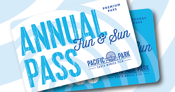 Pacific Park Annual Pass