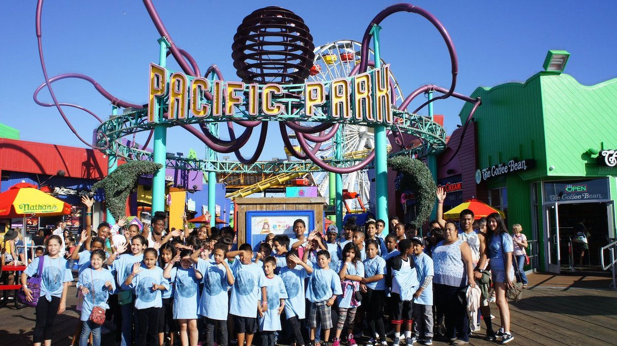 Partnerships with Pacific Park