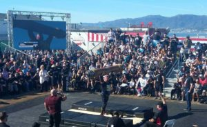 Arnold Strongman Competition on the Santa Monica Pier