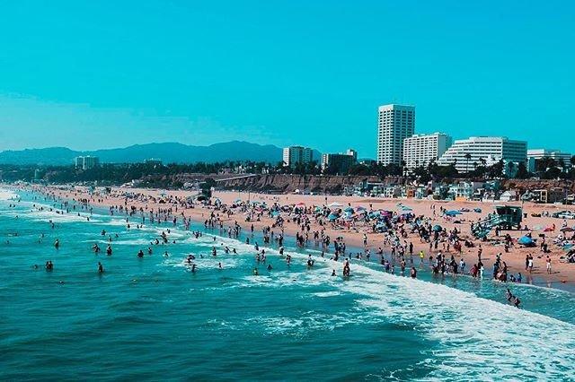 One Day in Santa Monica