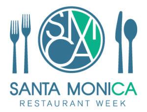 Santa Monica Restaurant Week logo