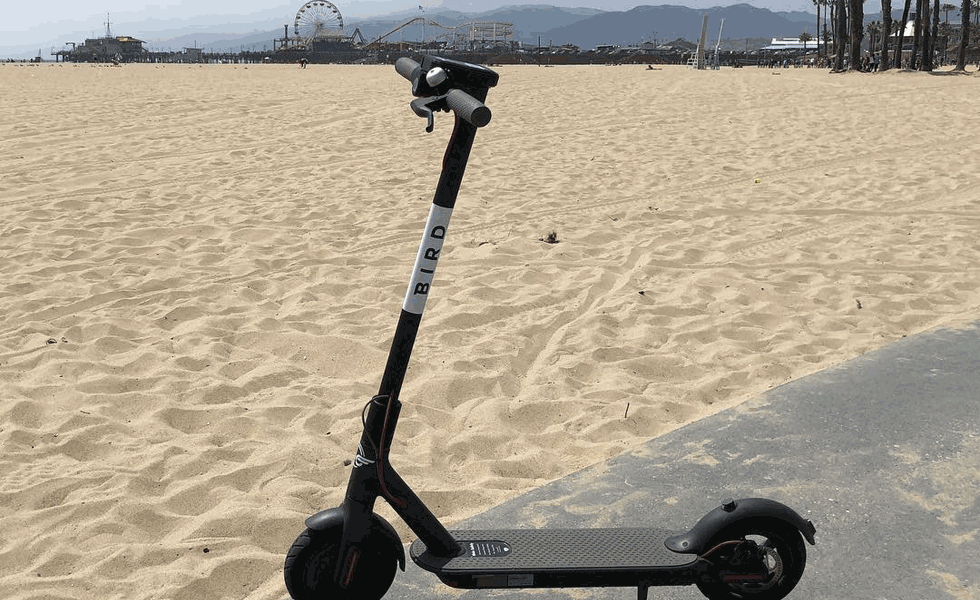 Santa Monica Scooter Rules
