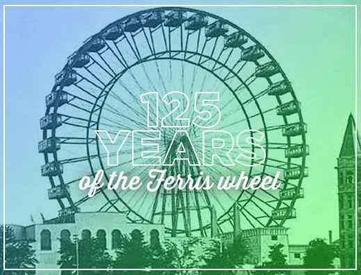 Ferris Wheel 125