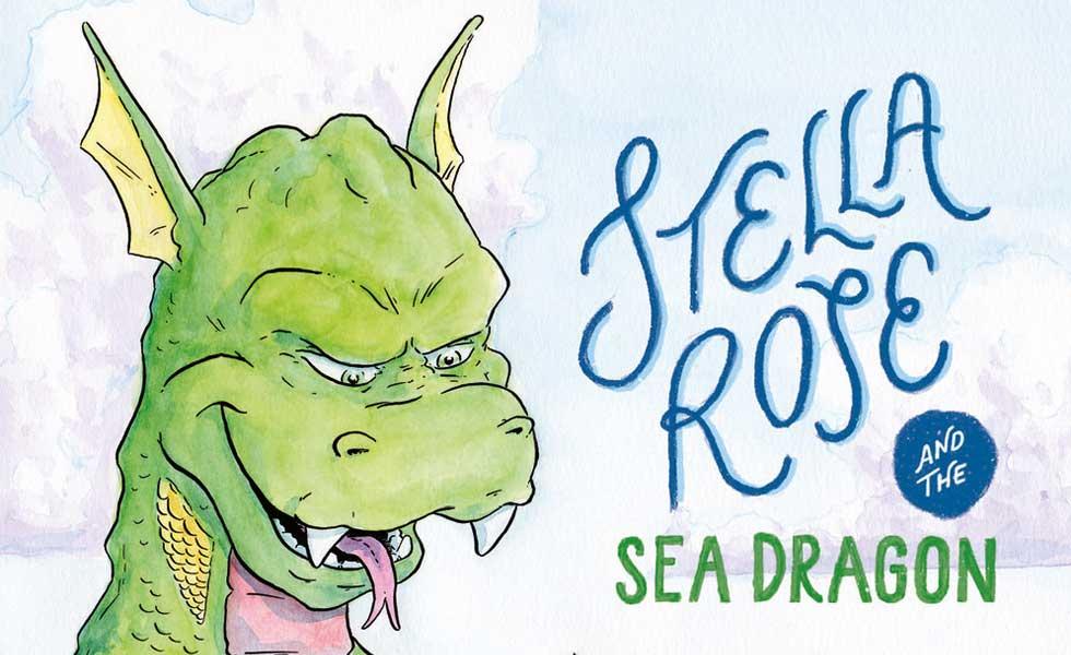 Stella Rose and the Sea Dragon