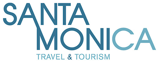 Santa Monica Travel & Tourism Logo