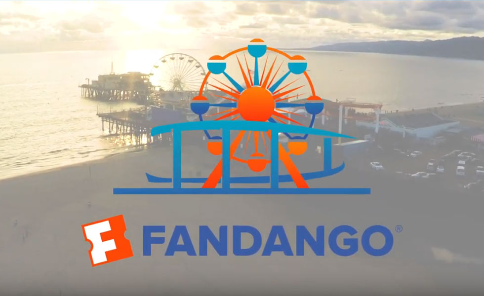 Fandango Santa Monica Pier event