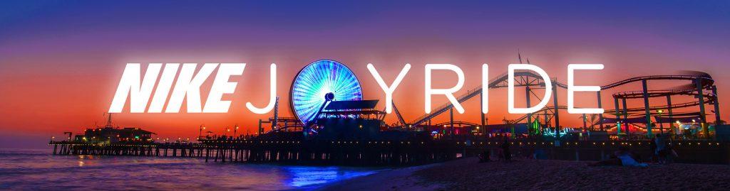 Nike Joyride Lauch Event Santa Monica Pier