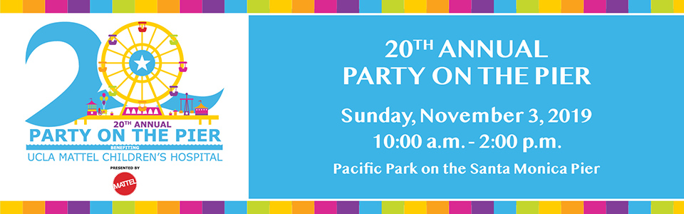 UCLA Mattel's 20th Annual Party on the Pier