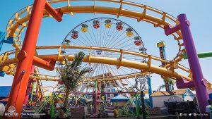 The Pacific Wheel Ferris wheel