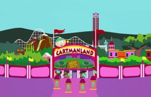 Cartmanland from South Park