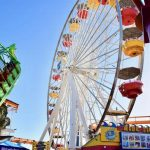 Visit Pacific Park on your Southern California family road trip