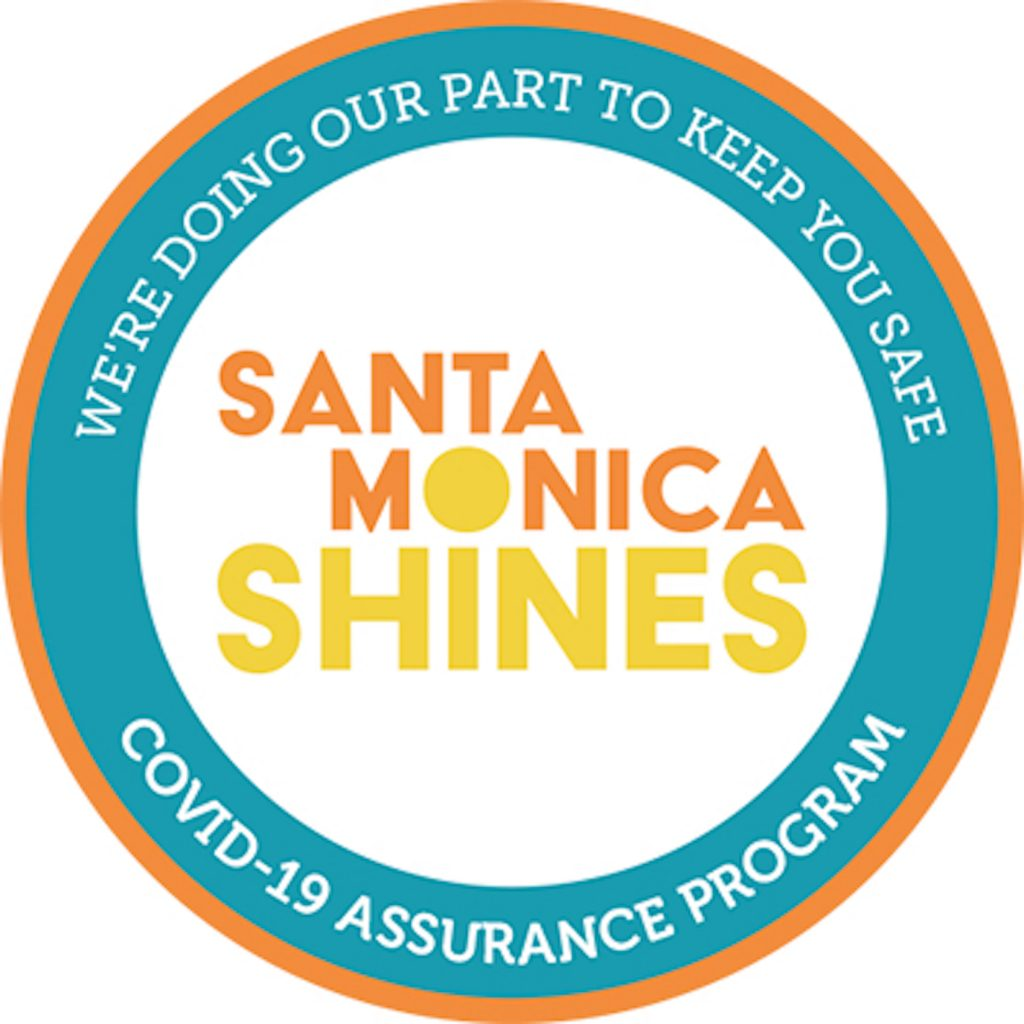 Santa Monica Shines Program Assurance Seal