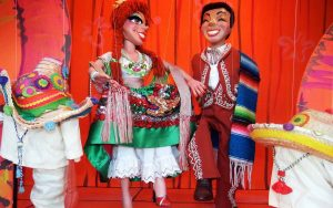 Marionette dolls